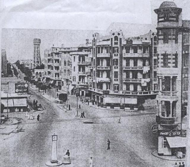 دمنهور ميدان الساعة Damanhour Alsaa square