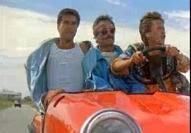 Jelenet a Hóbortos hétvége (1989) című filmből