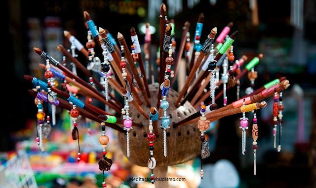 Amuletos Budistas que te traerán buena suerte