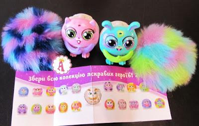 Интерактивные игрушки Tiny Furries