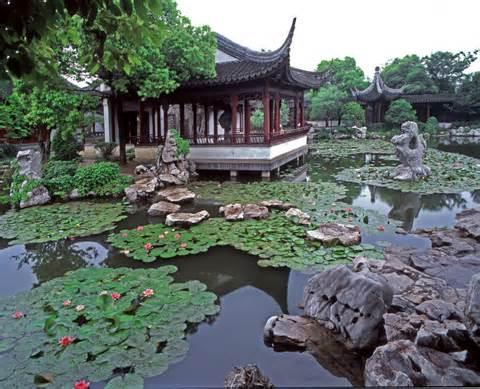 Getting Peaceful With Oriental Garden Design | Best Inspiring