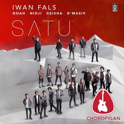 Lirik dan chord Hidup Yang Hebat - Nidji ft. Iwan Fals