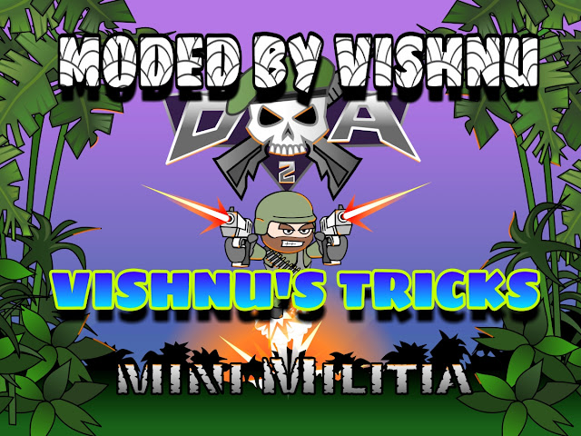 mini militia hack apk download by vishnu