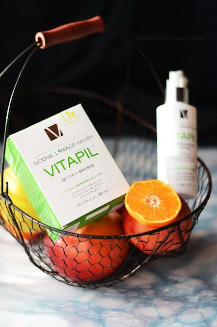 Vitapil tabletki i lotion