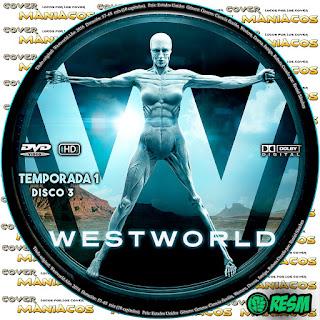 GALLETA [SERIE TV]WESTWORLD TEMPORADA 1 DISCO 3