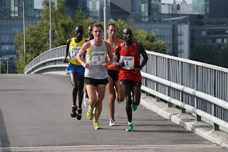 marathoners running listclan