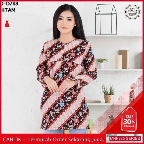 MNF325A227 Atasan D Wanita 0753 kekinnian Batik Busui 2019 BMGShop