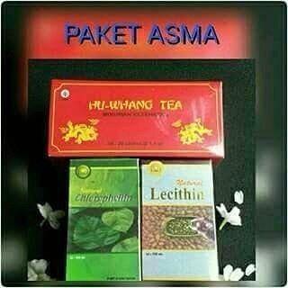 Gambar Paket Asma Dari PT Natural Nusantara