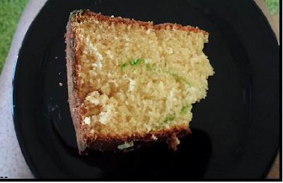 Bolo di manteka - Boter taart