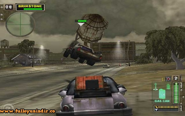 Twisted Metal - Black