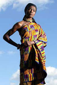 Latest Barbie Fashion Ancient African Clothing