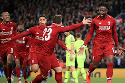 Liverpool Vs Barcelona 4-0 ?? Liverpool Lolos ke Final Liga Champions 2019