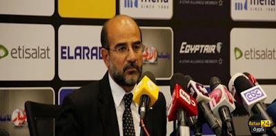 عامر حسين يتحدث عن دورى الموسم القادم