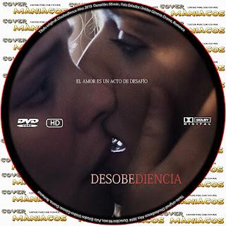 GALLETADisobedience - DESOBEDIENCIA 2018 [COVER DVD]