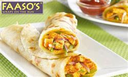 faasos Faasos coupons and cash back offers - Get Rs.150 on Sign Up + Rs.125/Referral Offer Apps