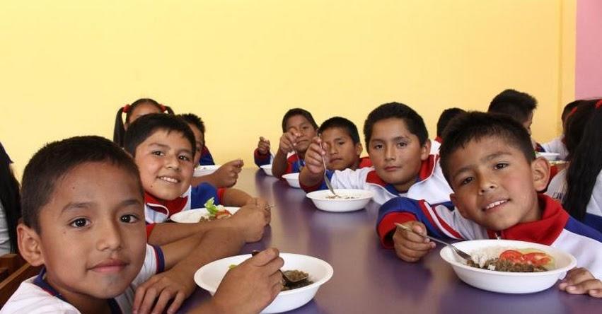 QALI WARMA: Desayunos y almuerzos escolares son gratuitos - www.qaliwarma.gob.pe