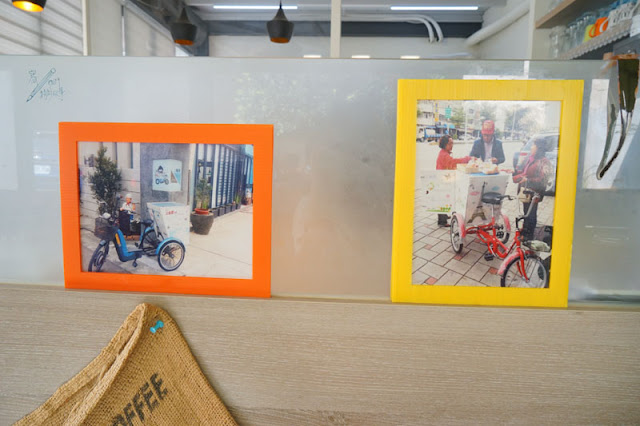 DSC06187 - 梧棲麵包店│從騎三輪車擺攤沿街叫賣到開店面的三輪車麵包坊