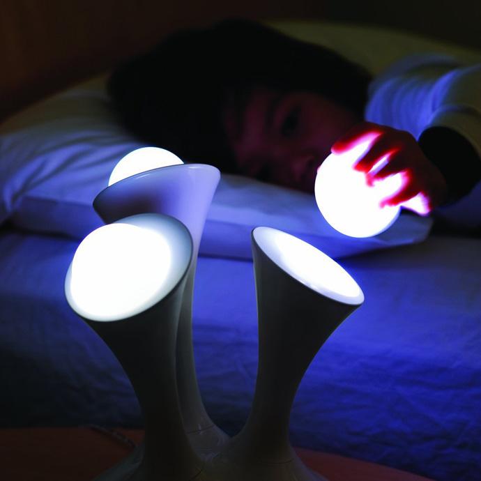 Luz de presença com luzes removíveis blog da mo