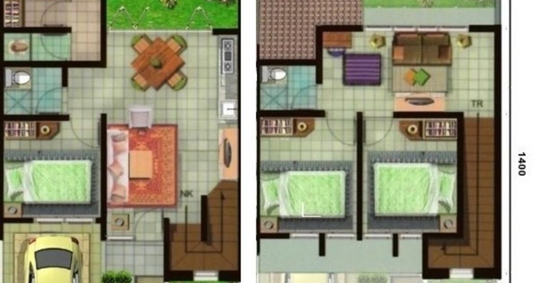 87+ Foto Gambar Rumah Minimalis Ukuran 7x14 Paling Bagus