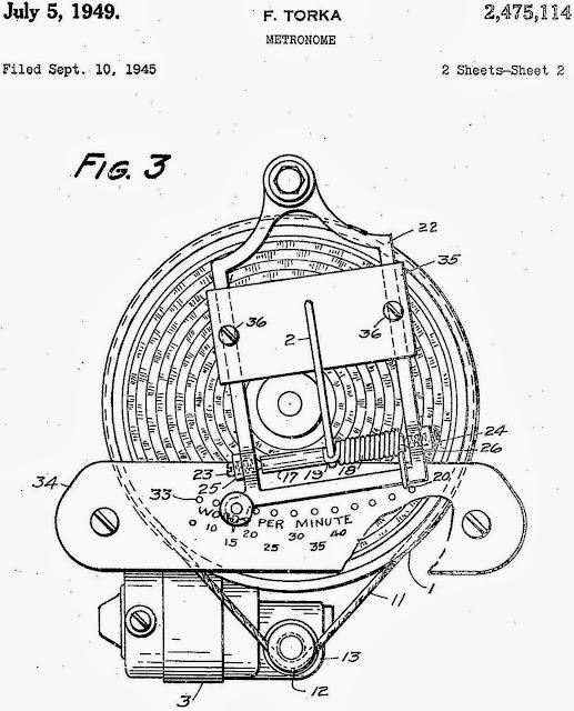 oz.Typewriter: Torka Typewriter Metronome