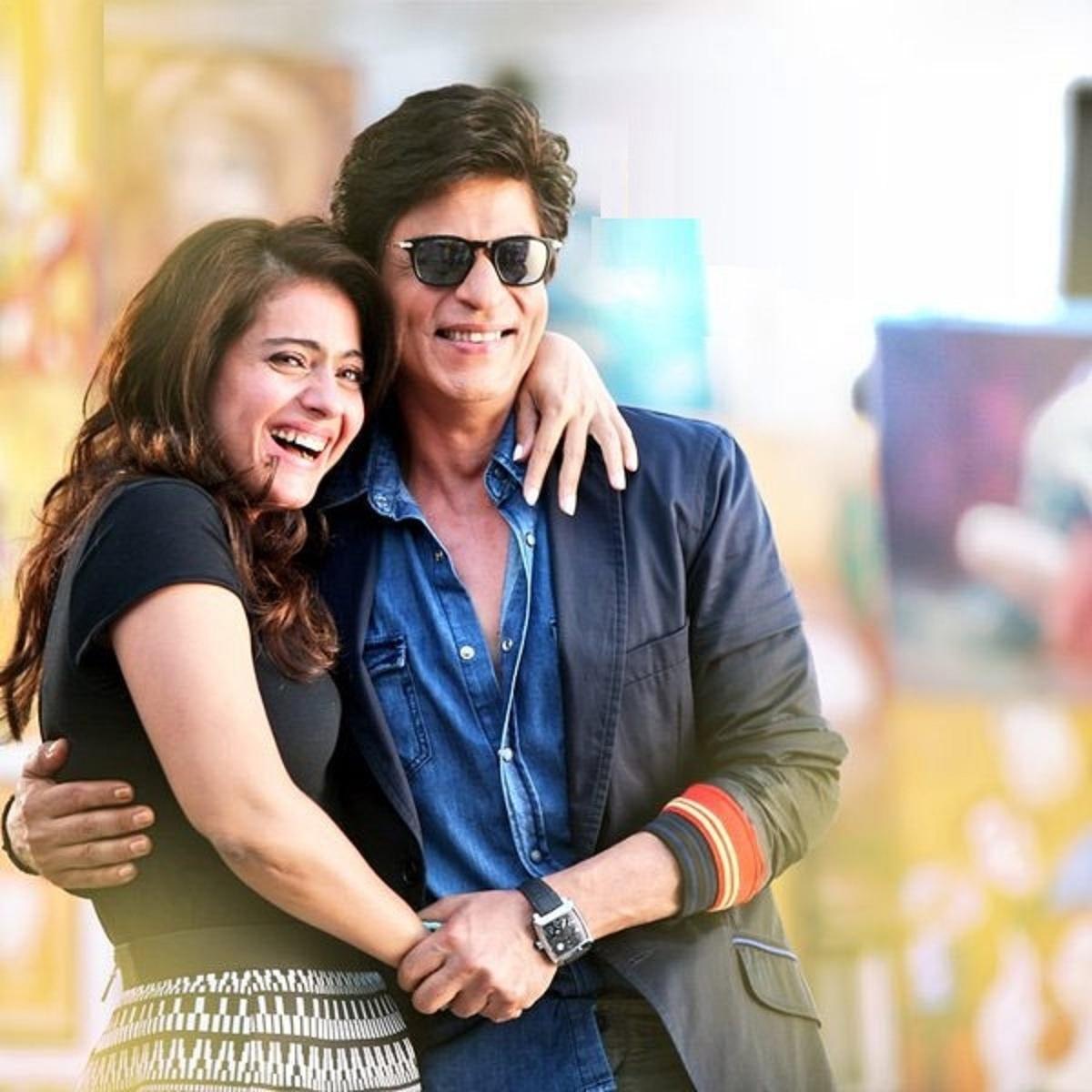 Download Song Gerua Of Dilwale: Beautiful Shahrukh Khan And Kajol Wallpaper