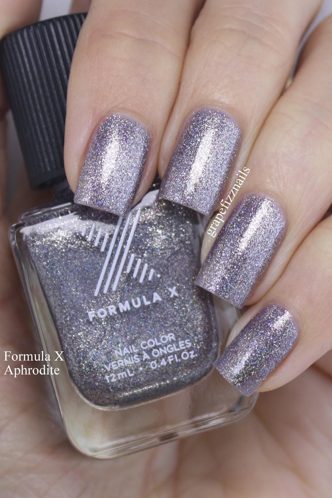 Formula X Nail Polish Nz - Creative Touch