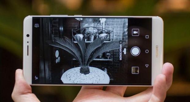 Huawei Mate 9 with Amazon Alexa and Leica Dual Camera