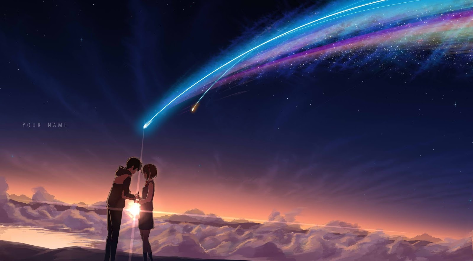 AowVN%2B%25282%2529 - [ Hình Nền ] Anime Your Name. - Kimi no Nawa full HD cực đẹp | Anime Wallpaper