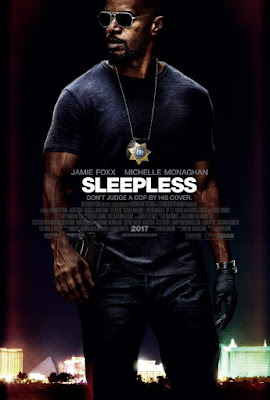 Sleepless 2016 DVD R1 NTSC Latino