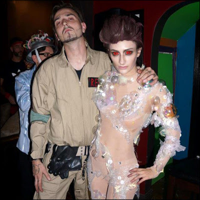Ghostbusters Couple Costume