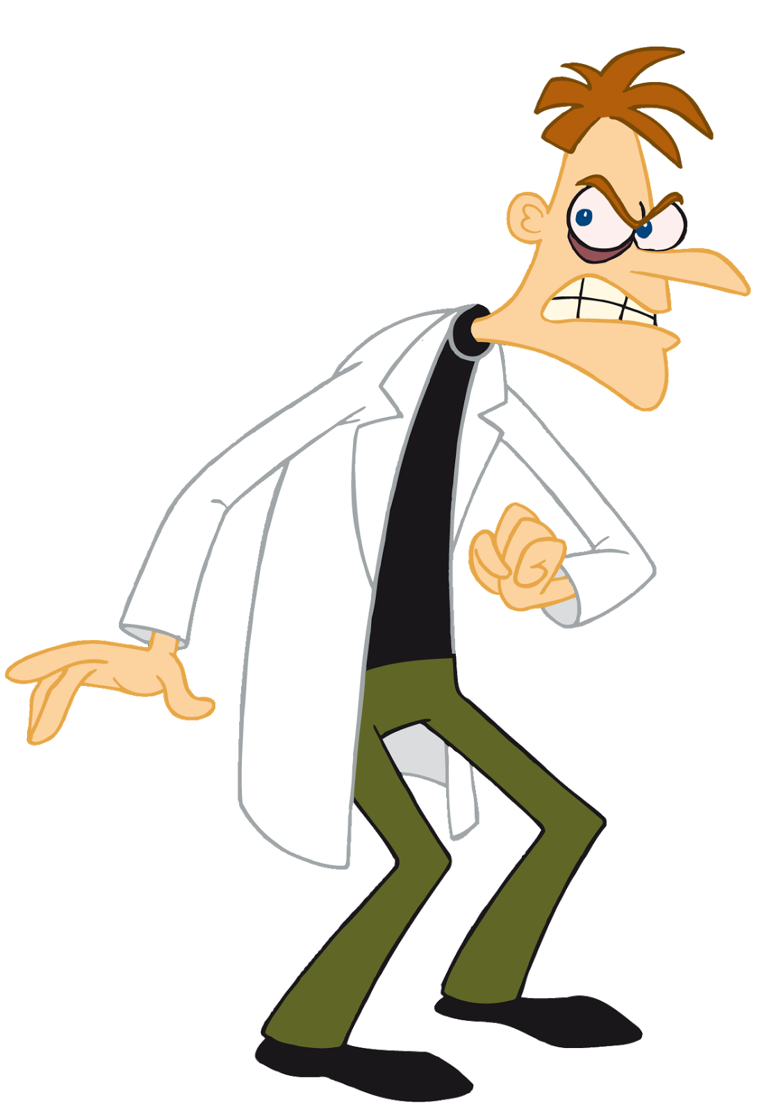 Cartoon Characters Phineas And Ferb Png