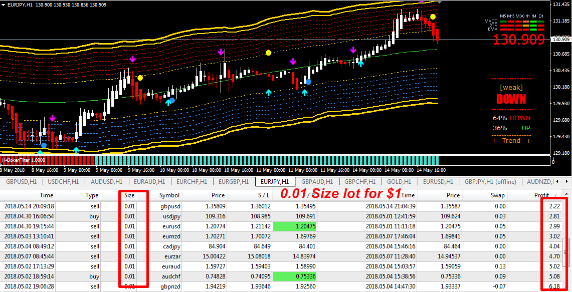 Best Forex Stochastic Oscillator Strategy In
