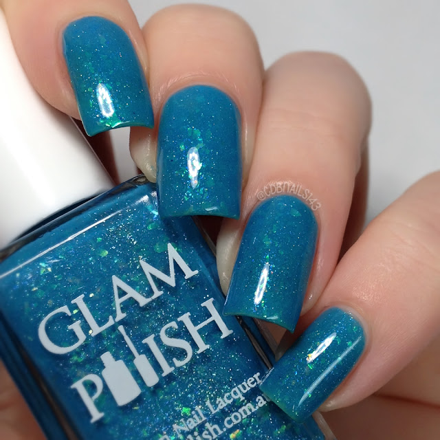 Glam Polish-Summer Lovin' Had me a Blast