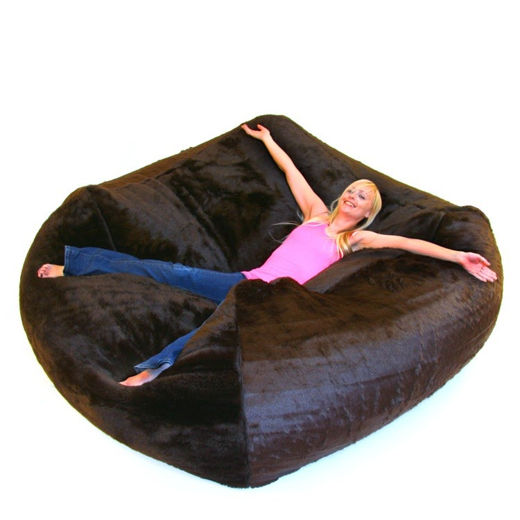 Bean Bag Chair And Sofa Design Pictures: Giant Bean Bag ...