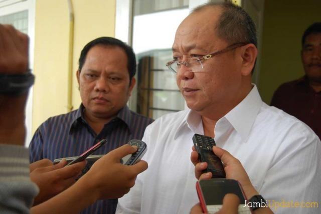 Cek Endra Tak Daftar, Zoerman : Golkar Tidak Akan Usung CE di Sarolangun