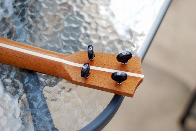 relative ukulele tunings