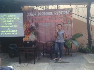 acara Jogja paradise food court