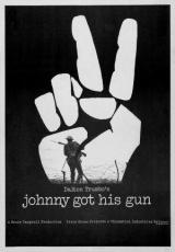 """Carátula del DVD """"Johnny cogió su fusil"""""""