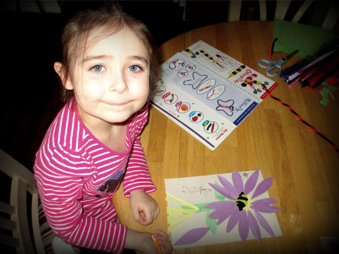 Mommy Magic Preschool Week 26 Spring