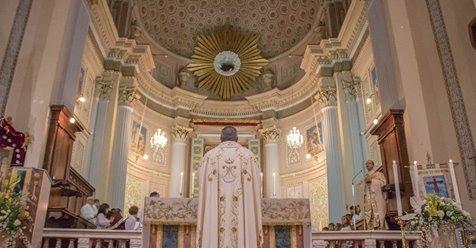Nuovi orari delle Celebrazioni Eucaristiche
