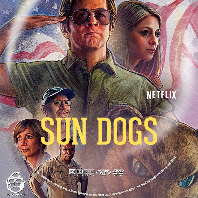 Sun Dogs DVD Label