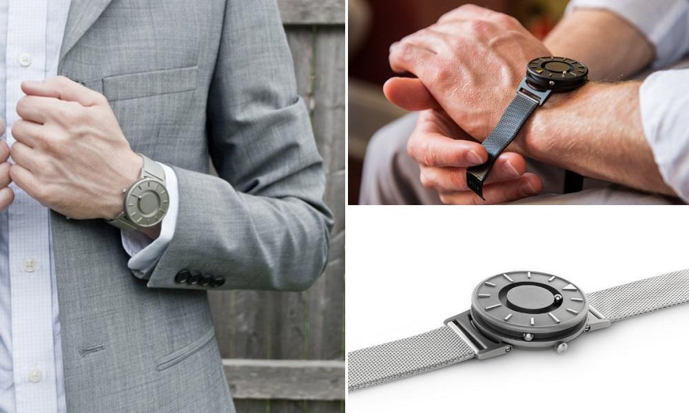 fd1eefb2080 ... um relógio de pulso pode parecer algo completamente corriqueiro e banal  para quem enxerga perfeitamente. Porém