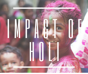 impact of holi colors