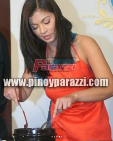 Angel Locsin Still Looks Gorgeous Even When She's Cooking!