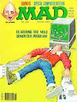 Mad Magazine Computer Program