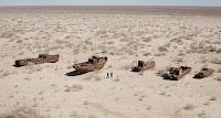 Aral, réquiem por un mar.