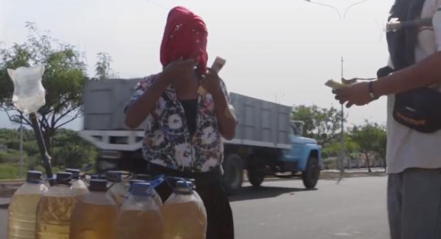 Infancia dedicada al contrabando de gasolina: la historia de los pimpineros (VIDEO)