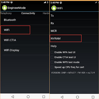 Apa itu mac address di android