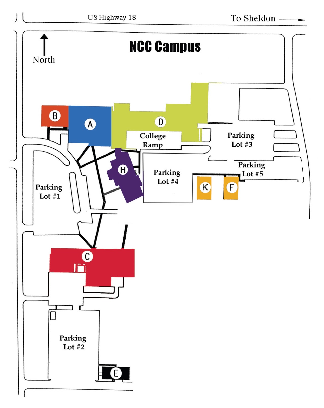 Kirkwood Community College Campus Map.Iowa Mathematical Association Of Two Year Colleges Campus Map
