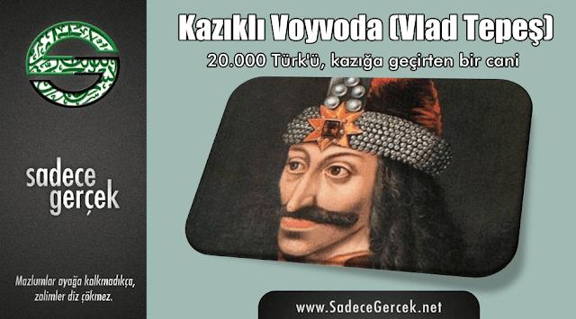 Kazıklı Voyvoda, Vlad Tepeş